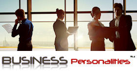 Logo Business Personalities