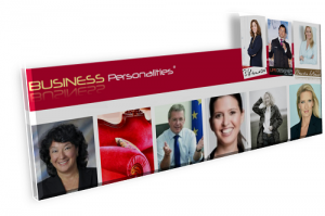 business personalities portraits