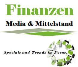 Logo Finanzen Media und Mittelstand