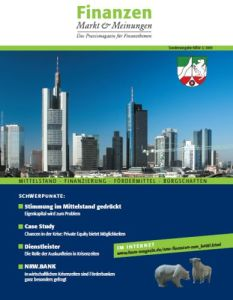 FMM Magazin Cover Print