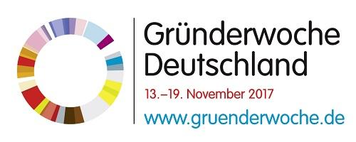 logo gruenderwoche 2017 referenz